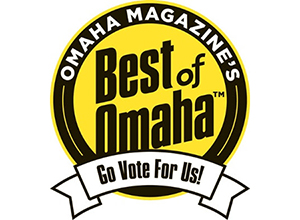 Vote us the Best of Omaha