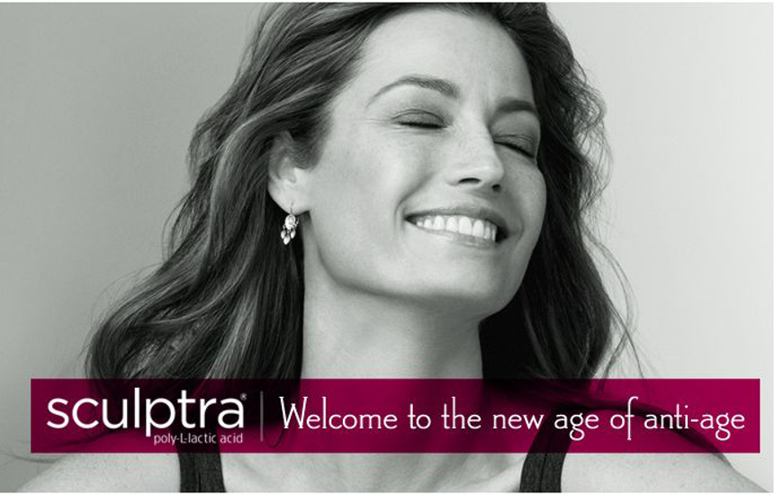 sculptra, skin treatment, wrinkle treatment